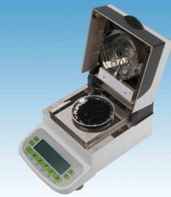 卤素快速水分测定仪(中西器材) 型号:M392254