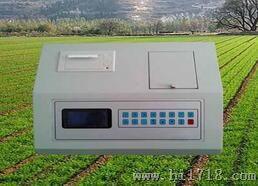 土壤肥料配方测定仪
