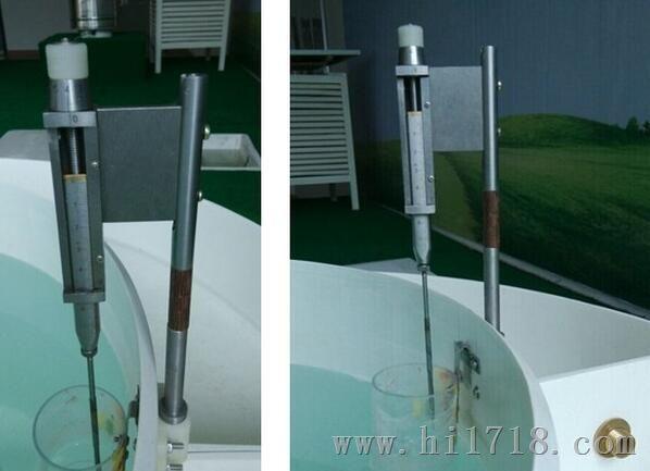电子水位测针