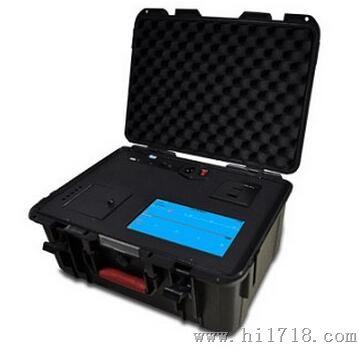 便携式水质快速测定仪(全触摸屏)