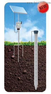 管式土壤水分温度测量仪JZ-P4,管式土壤水分温度剖面测量仪-