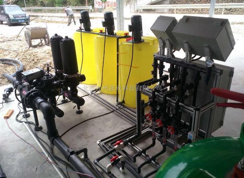 智能施肥机、水肥灌溉一体机