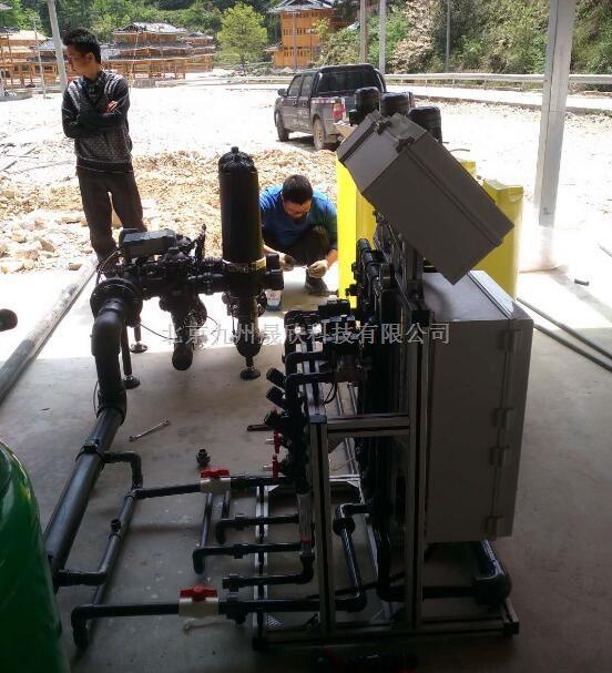 温室水肥一体化控制系统 JZ-ZNX-B
