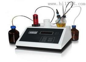 容量法自动水分测定仪 JZ-PC01