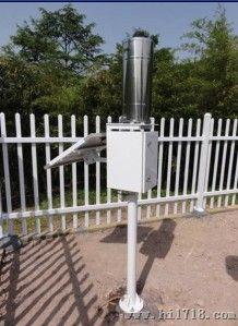 中小流域降雨量温湿度监测站