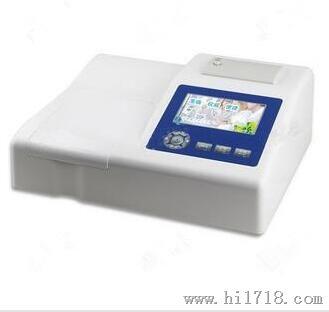 副食品色素快速分析仪  JZ-SJ10SS