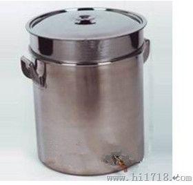 一级不锈钢过滤大油桶 400*400(mm)50升