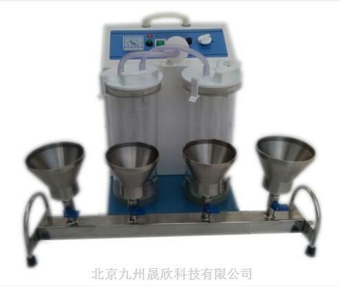 四联不锈钢溶液过滤器  JZ-GL
