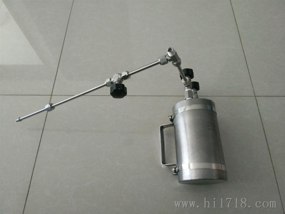 石油气取样器、液化气取样器