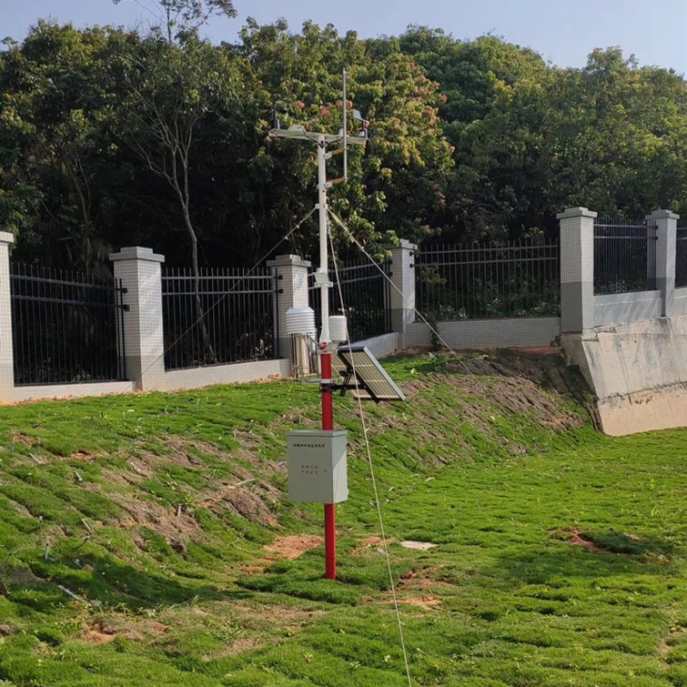 景区自动气象站  JZ-HQX