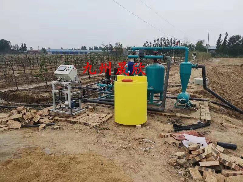 农业水肥灌溉系统  JZ-NSF