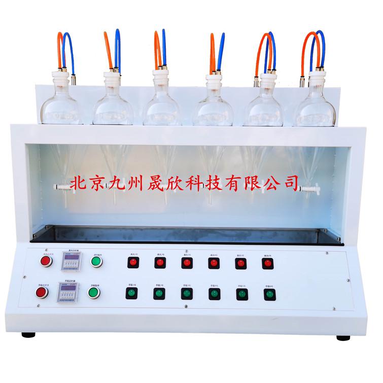 全自动液液萃取仪(6联) JZ-6S