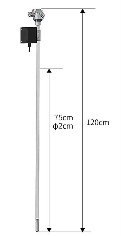 土壤张力传感器、数字式土壤水势张力计