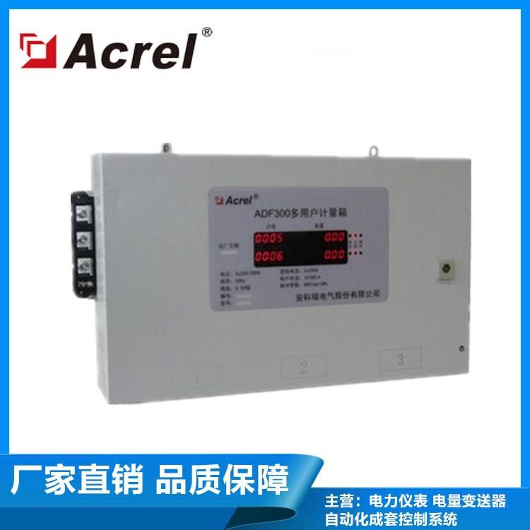 ADF300-II-5S多用戶計量表箱
