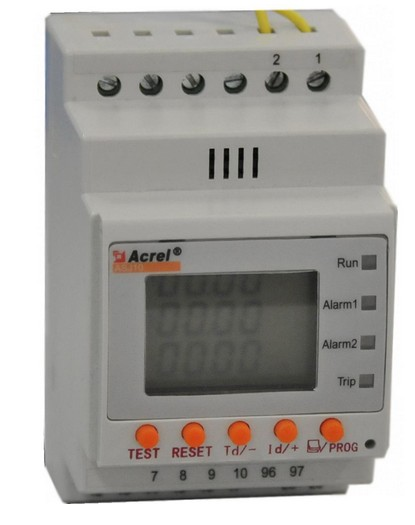 百家樂網頁遊戲過壓保護三相電壓繼電器ASJ10-AV3