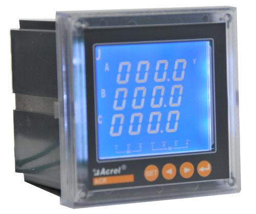 多功能測控儀表