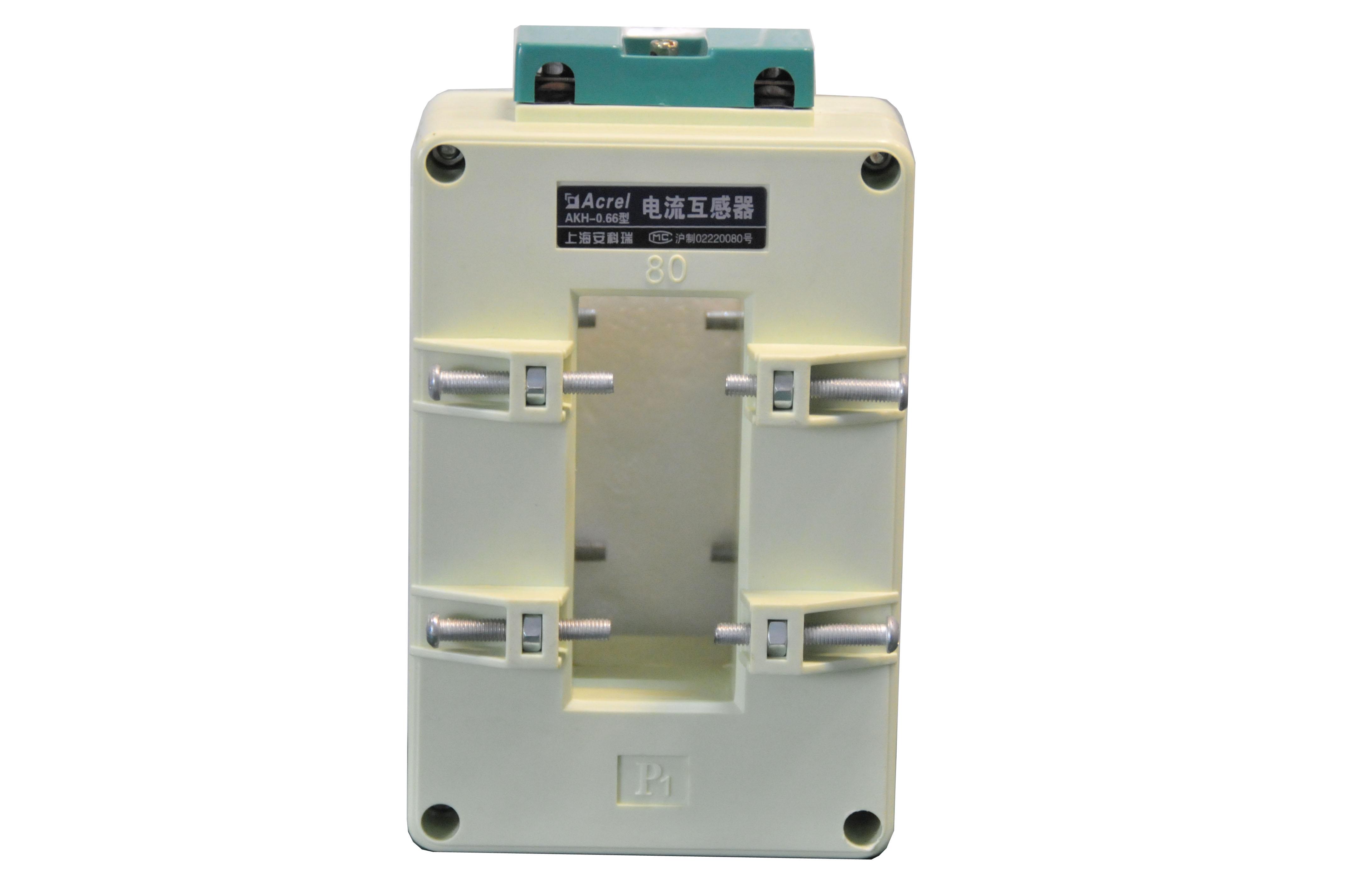 過載保護電流互感器AKH-0.66 P-80III