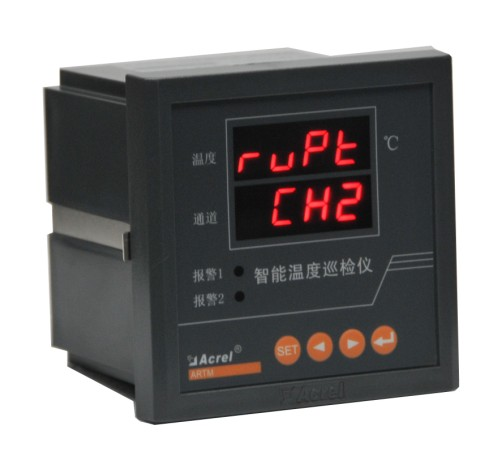 百家樂網頁遊戲ARTM係列溫度巡檢測控儀