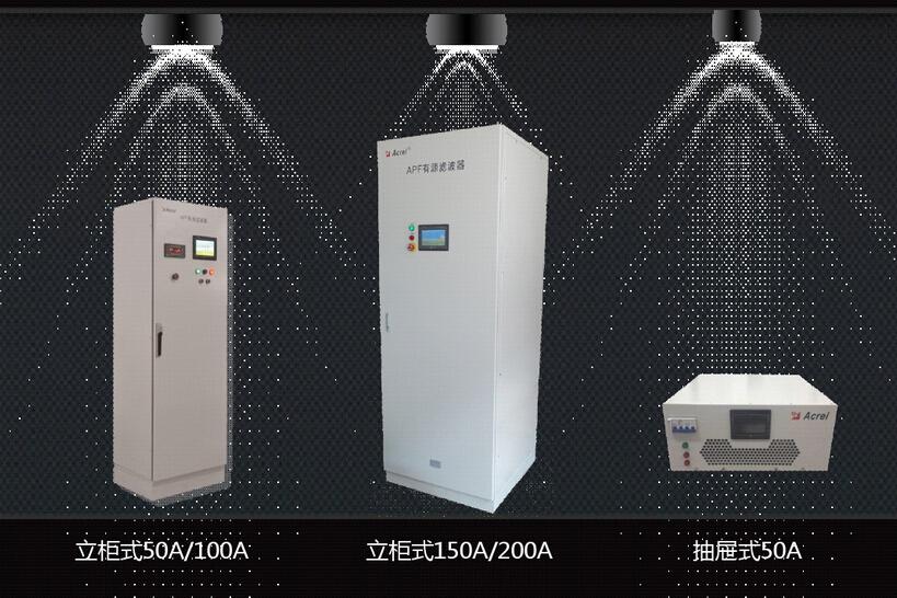 電能質量在線監測與管理係統
