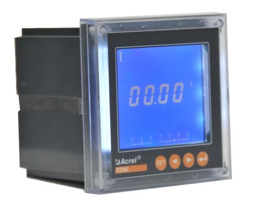 百家樂網頁遊戲正品供應PZ96L-AI單相電壓表
