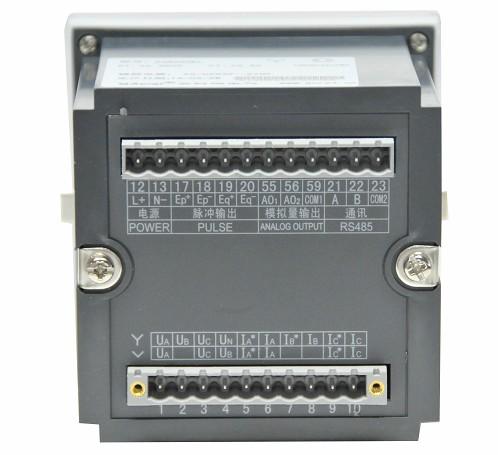 百家樂網頁遊戲ACR220EL多功能三相電能表 RS485通訊