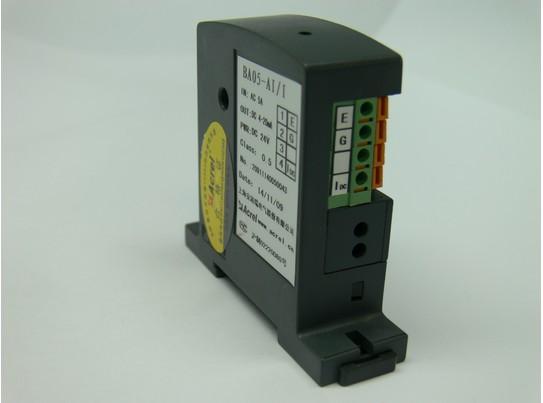 水泵的監測應用BA係列電量傳感器