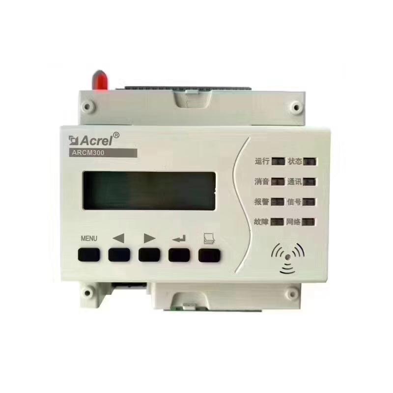 ARCM300T安全用電雲平台現場改造安裝指南