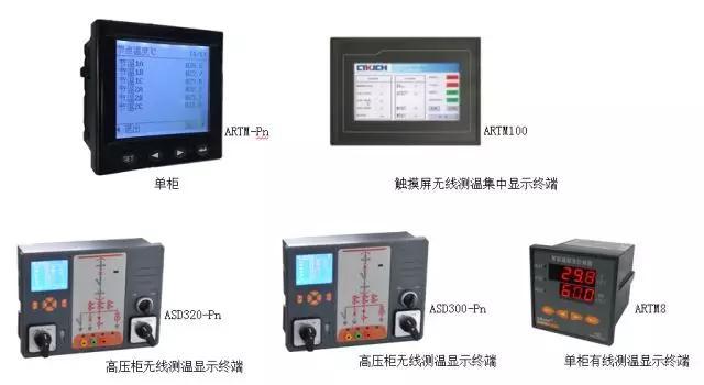 百家樂網頁遊戲品牌ARTM100 無線測溫係統