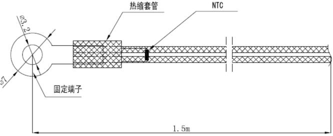 安全用電雲平台溫度傳感器介紹