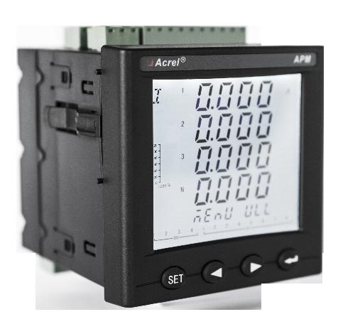 APM810四路開關量輸入輸出儀表