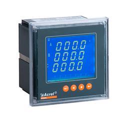 百家樂網頁遊戲PZ42L-E4電子式液晶顯示多功能電表