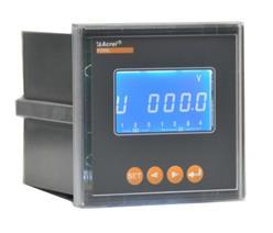百家樂網頁遊戲液晶顯示單相電壓表PZ80L-AV
