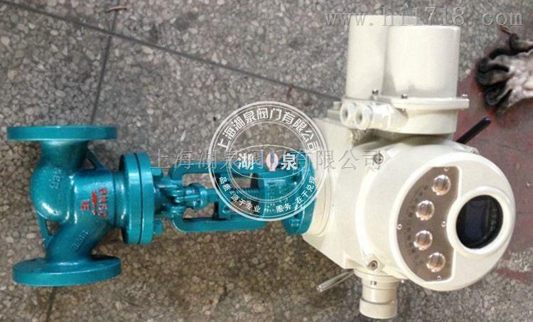 J941H-40电厂用电动截止阀