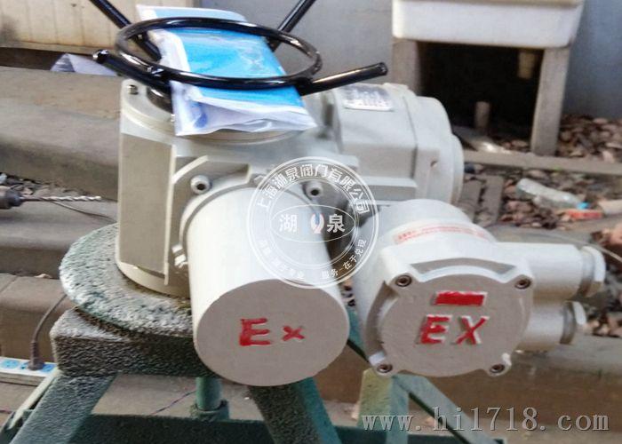 DⅡBT4防爆电动执行器