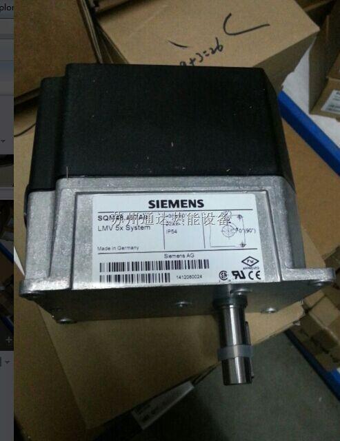 马达SQM48.697A9燃烧器西门子伺服电机