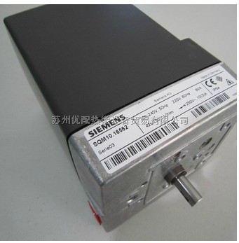 德国西门子伺服马达SQM10.16502风门执行器