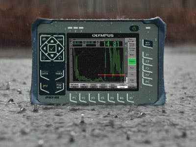 奥林巴斯 600超声波探伤仪