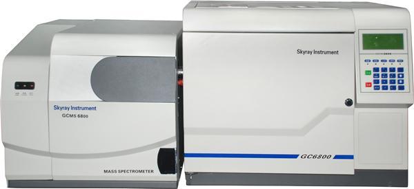 GCMS6800检测水中的6种有机磷残留_天瑞仪器