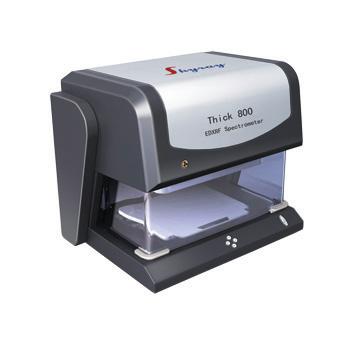 XRF镀层测厚仪Thick800A,天瑞仪器