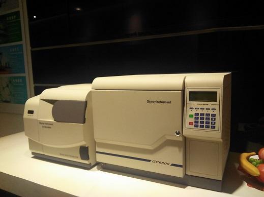 气相色谱质谱联用仪测定水中的6种有机磷残留