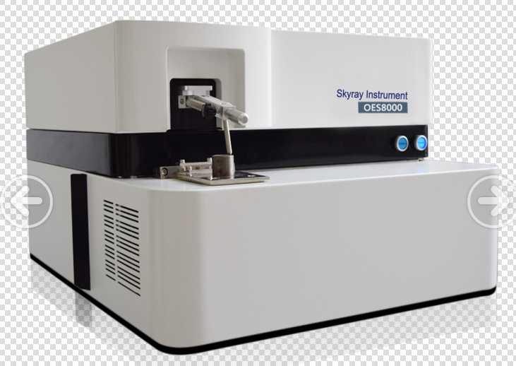 直读光谱仪OES8000测定钢铁的元素含量