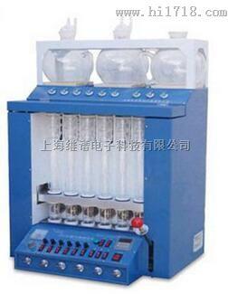 天津粗纖維測定儀 遼寧粗纖維測定儀GIPP-CXW-6,優質供應制造商