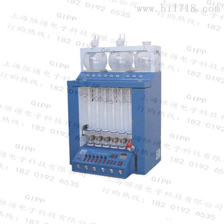 天津粗纖維測定儀 GIPP-CXW-6,遼寧粗纖維測定儀