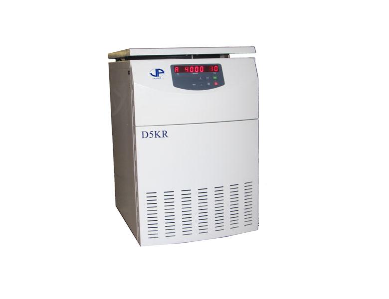 D5KR低速冷凍離心機大容量
