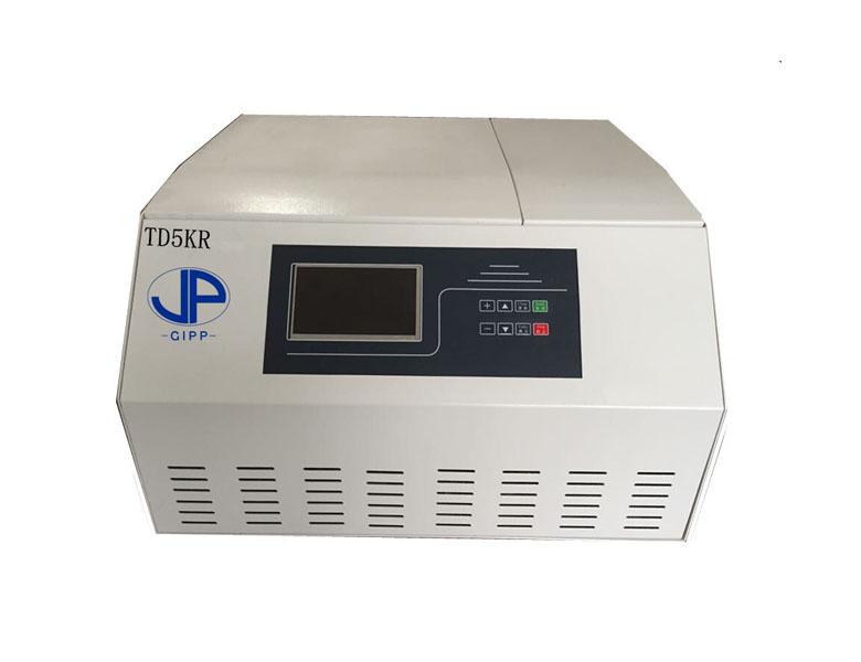 TD5KR-K臺式冷凍大容量離心機