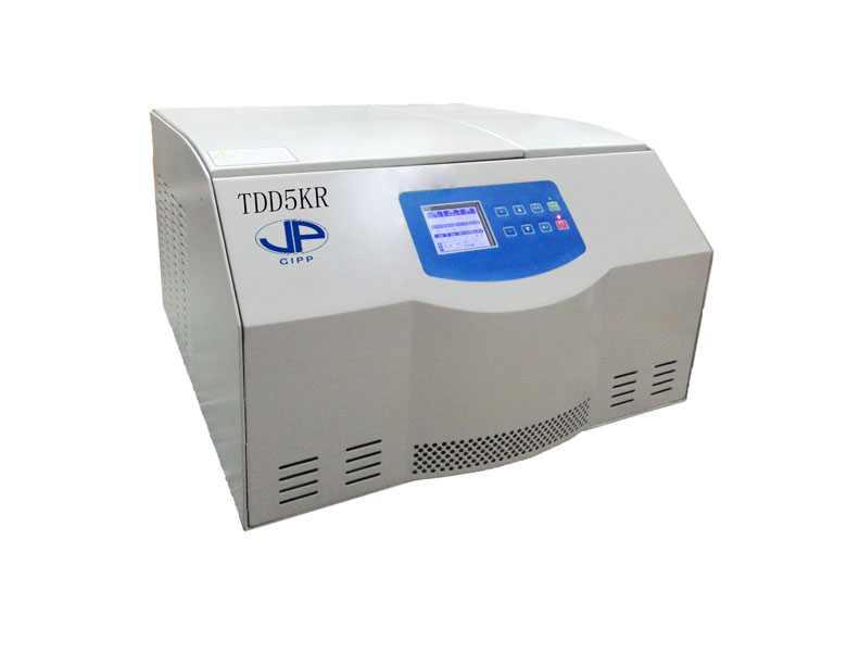 TDD5KR臺式冷凍大容量離心機