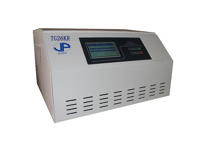 TG26KR臺式高速冷凍大容量離心機