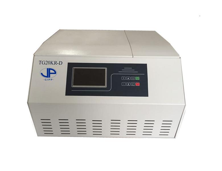 TG20KR-D臺式高速冷凍大容量離心機