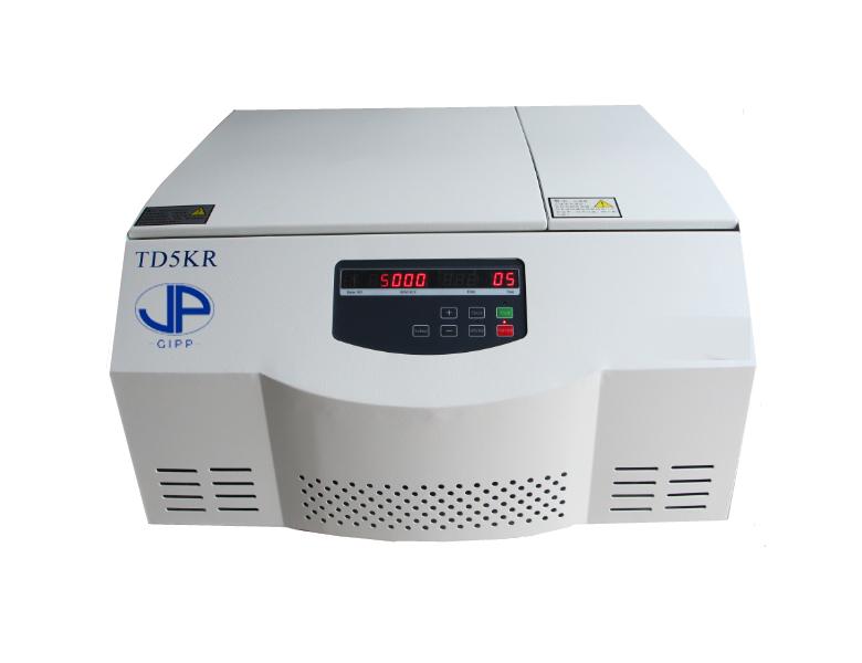 TD5KR低速冷凍離心機