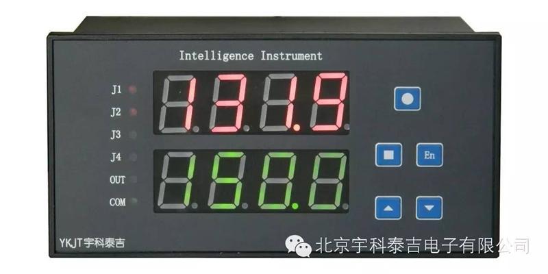 智能输入数显制控仪 YK-11A RS485通讯  继电器控制输出